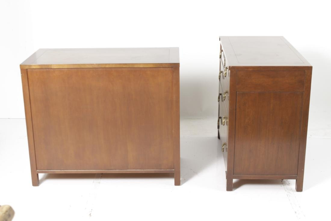 Pair of Baker Directoire Style Chest - 8