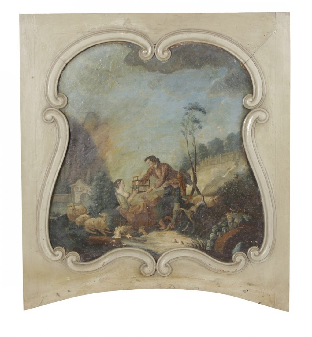 18th C French Painting