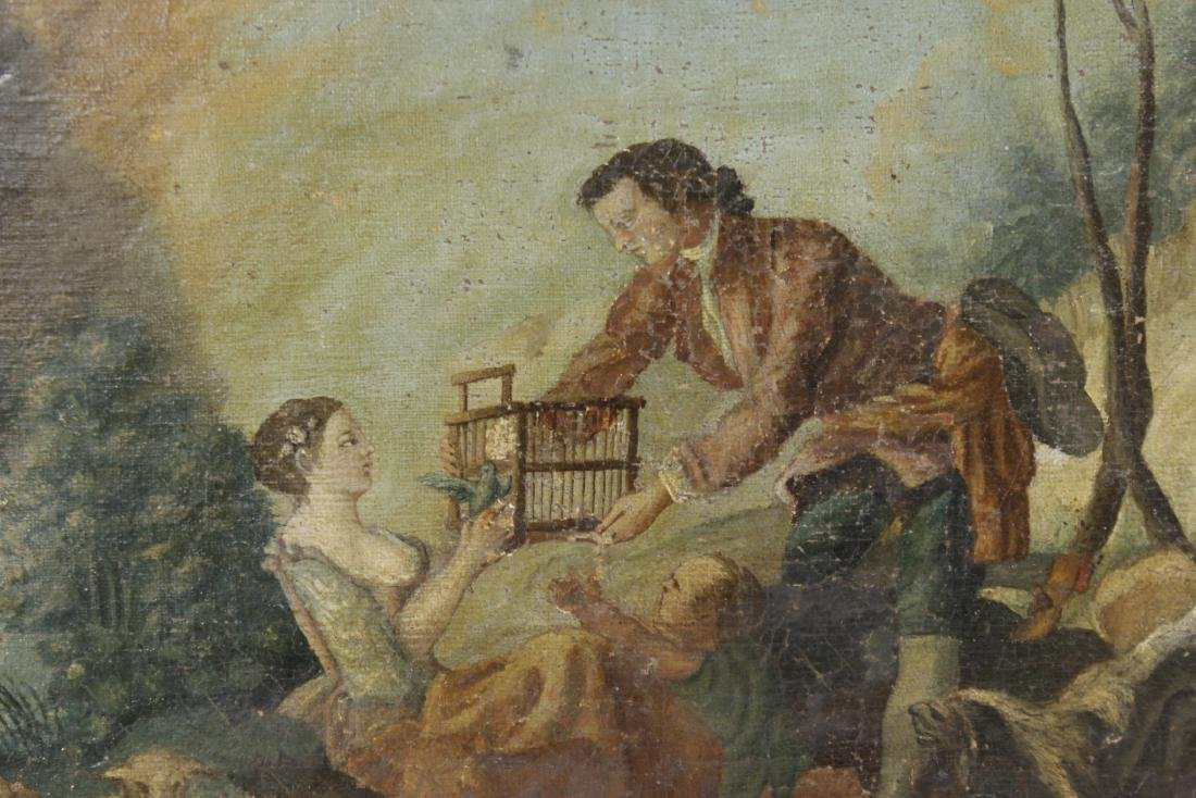 18th C French Painting - 2