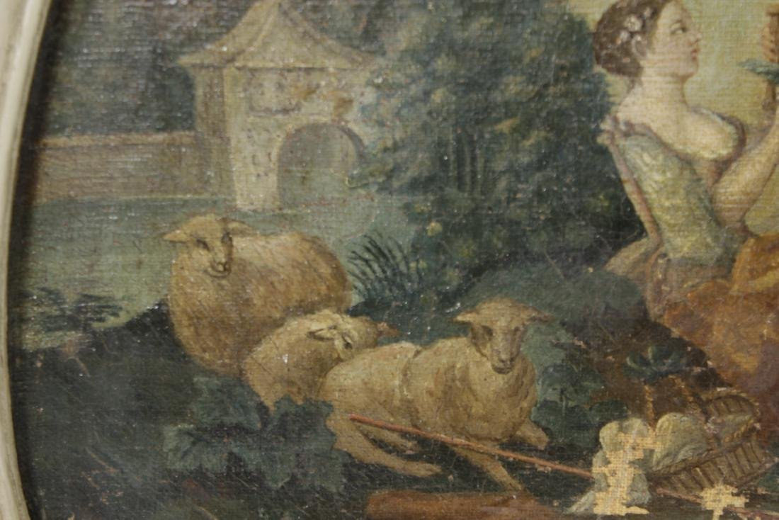 18th C French Painting - 3