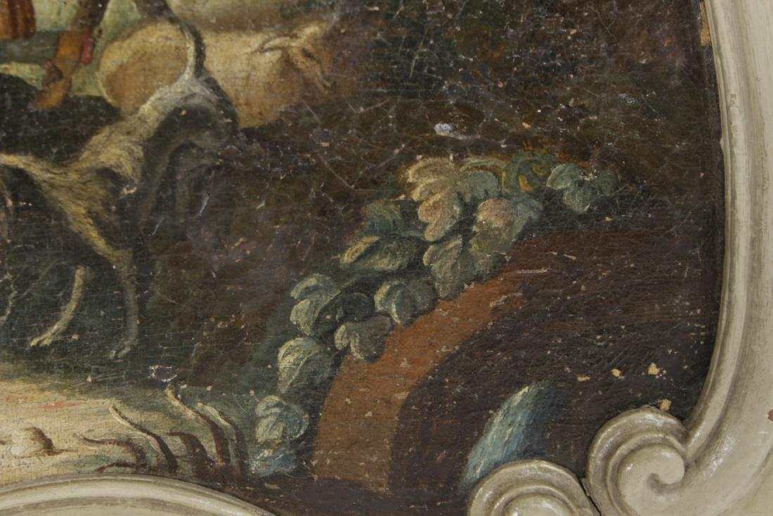 18th C French Painting - 4