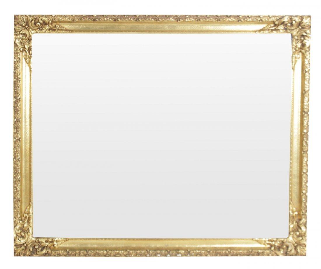 Vintage Giltwood Mirror