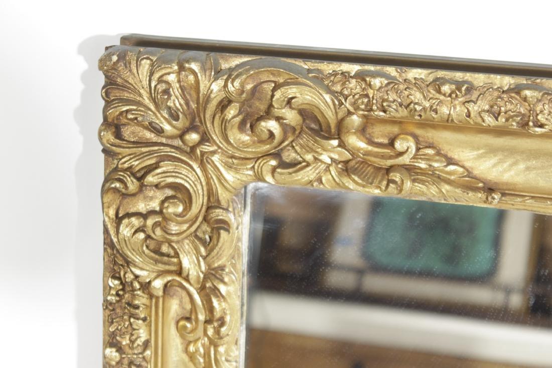 Vintage Giltwood Mirror - 2