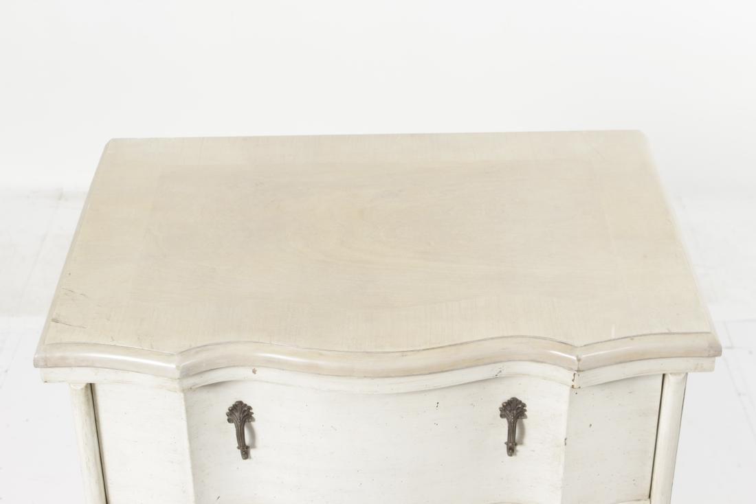 Painted End Table - 2