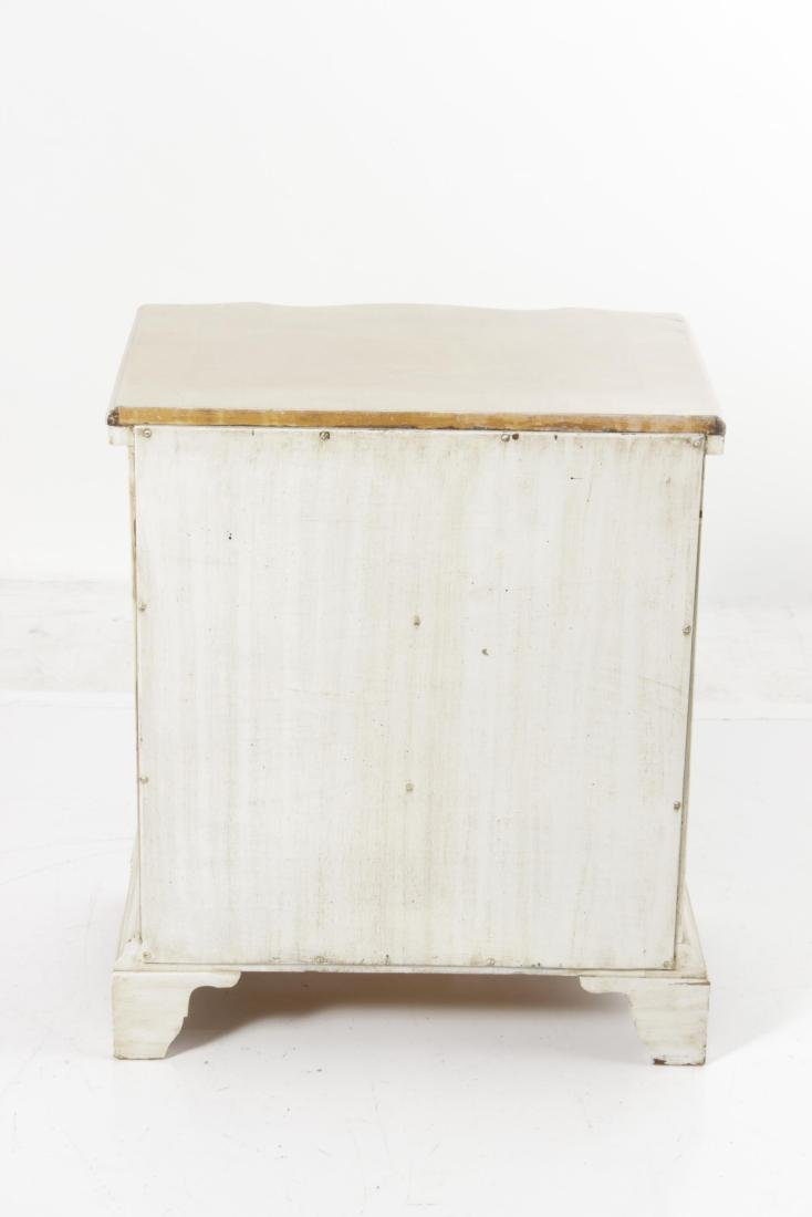 Painted End Table - 7