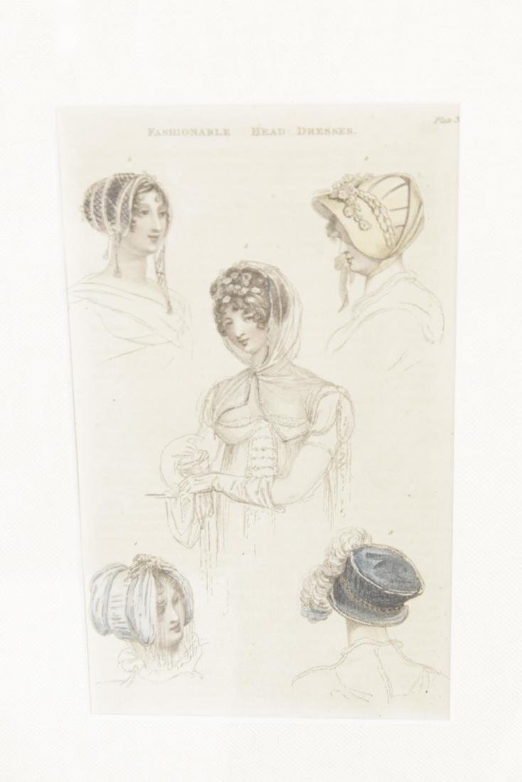 Set of Five Fashion Prints - 2