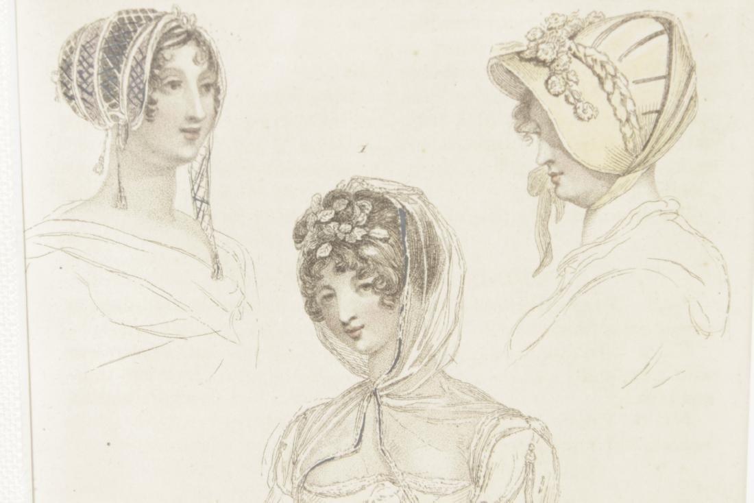 Set of Five Fashion Prints - 9