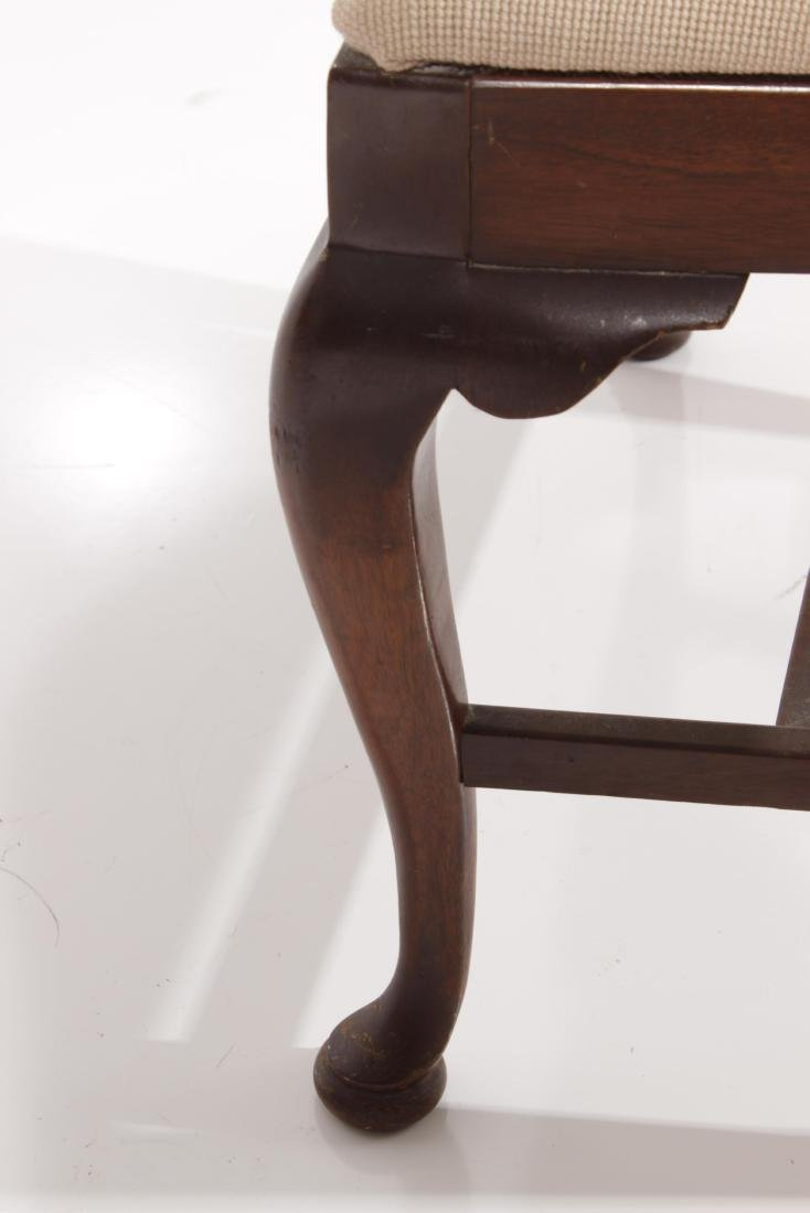 Chippendale Style Vanity Bench - 5