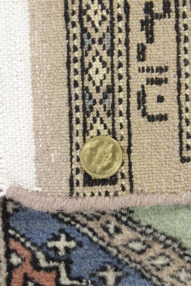 Small Hand Woven Persian Matt - 5