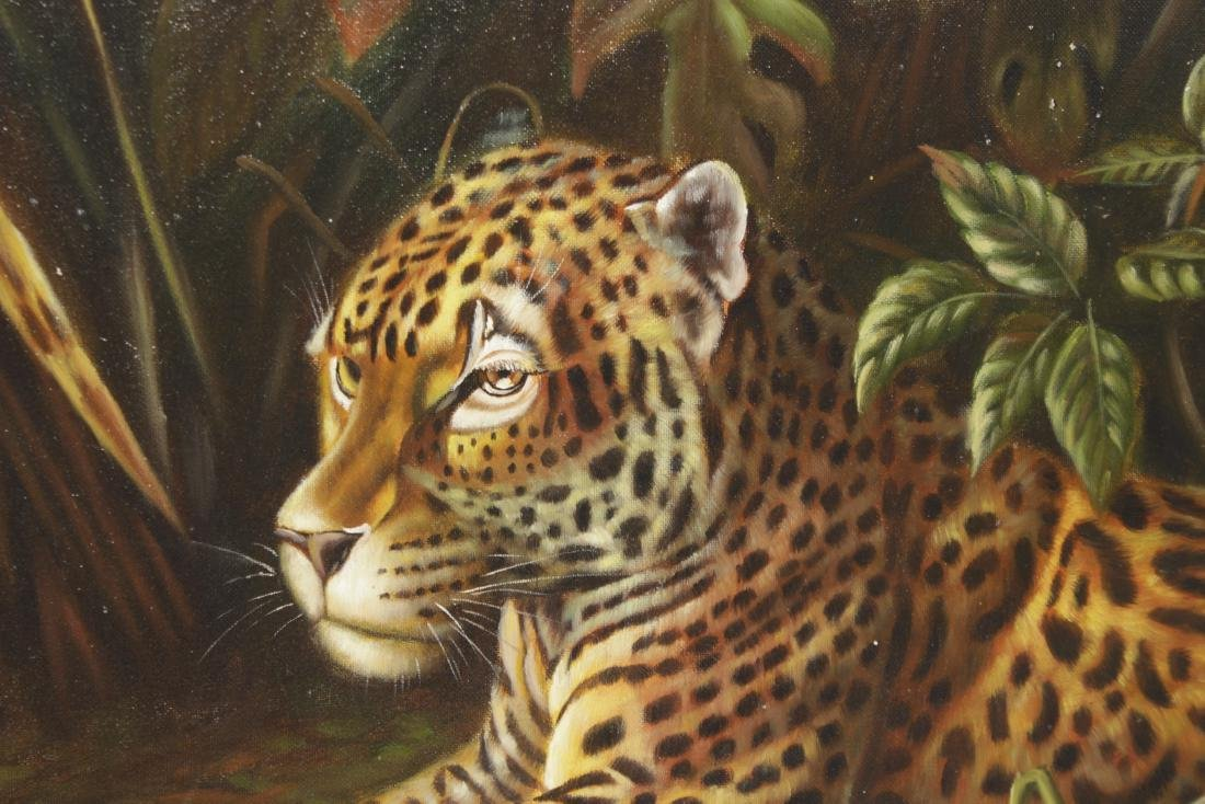 Belden - 20 Century Painting of a Tiger - 2