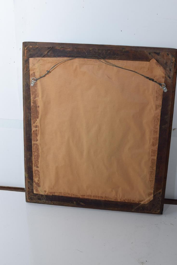 Arts & Crafts Style Mirror - 2