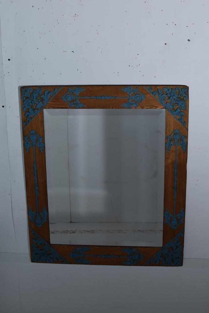 Arts & Crafts Style Mirror - 3