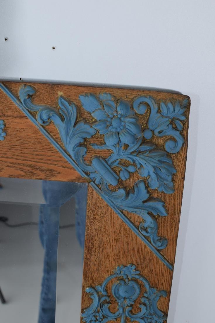 Arts & Crafts Style Mirror - 4