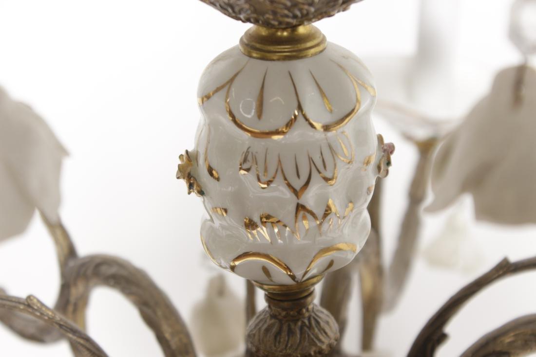Porcelain Chandelier - 2