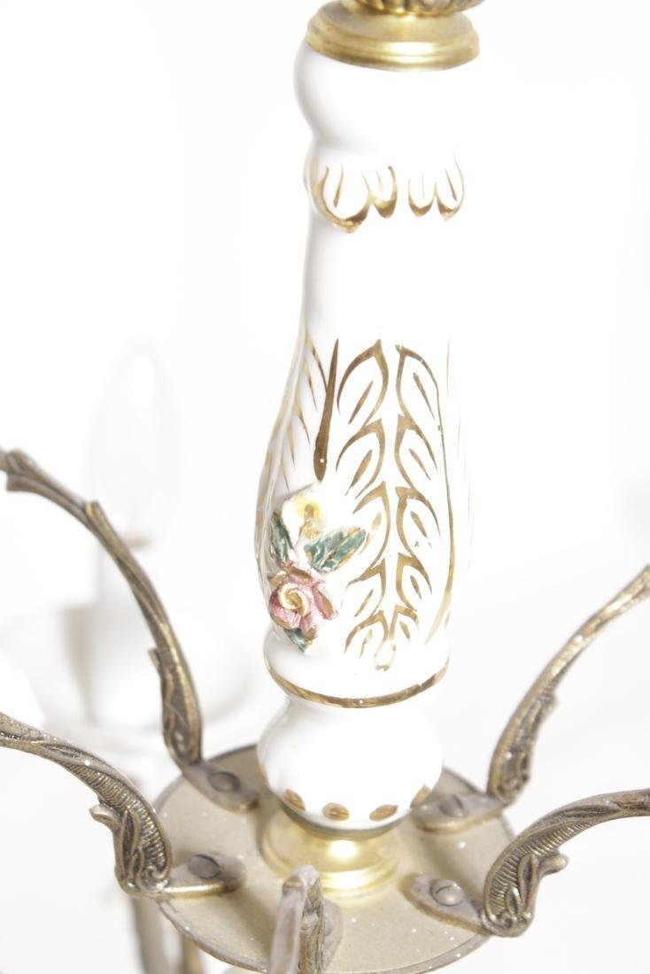 Porcelain Chandelier - 4