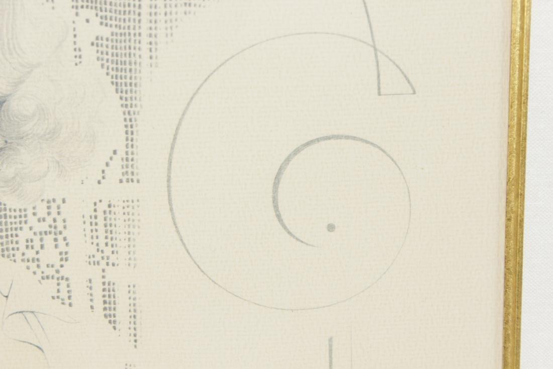 Vera, Lithograph - 5
