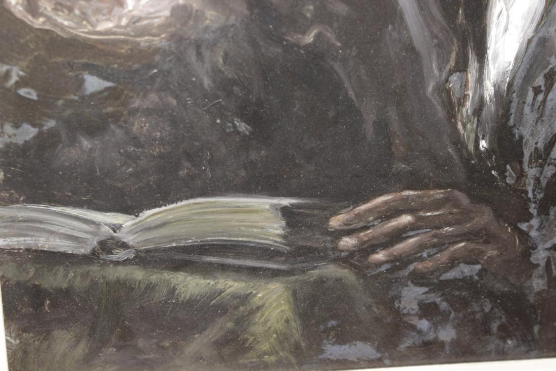 Portrait of a Jewish Scholar - 2