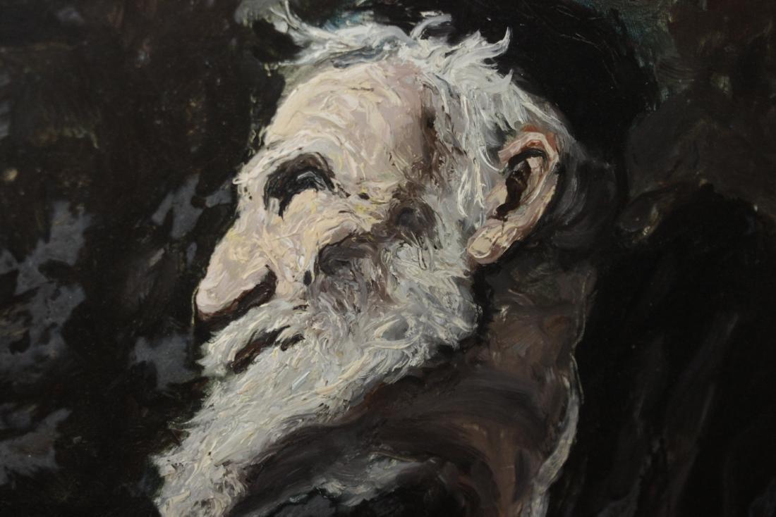 Portrait of a Jewish Scholar - 5