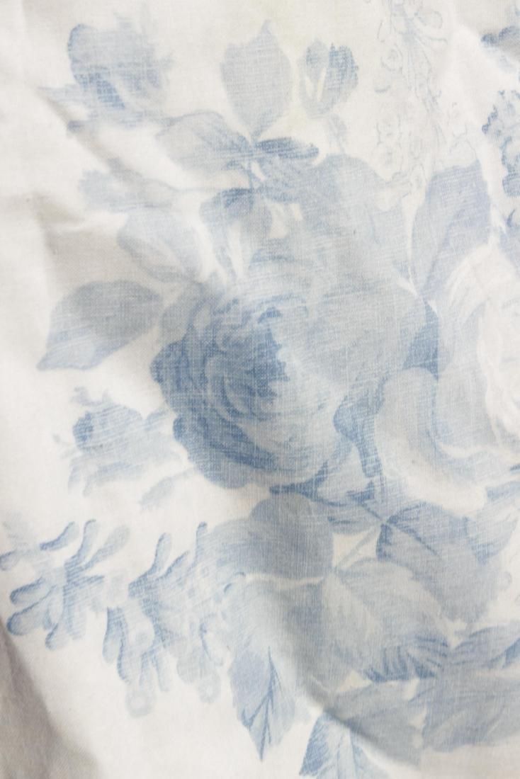 Ensemble of Blue Curtains - 2