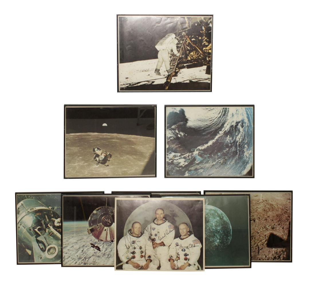 Set Nine NASA Prints