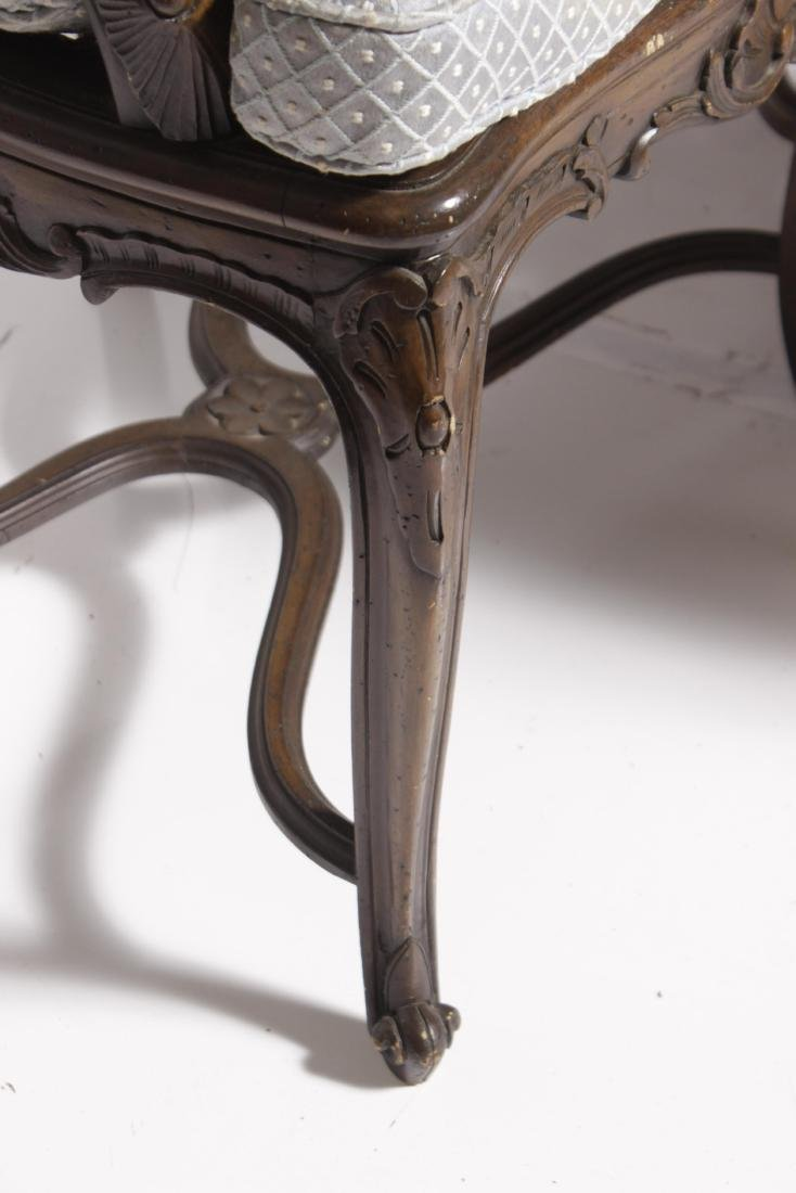 Set of Six Louis XV Style Dining Chairs - 3