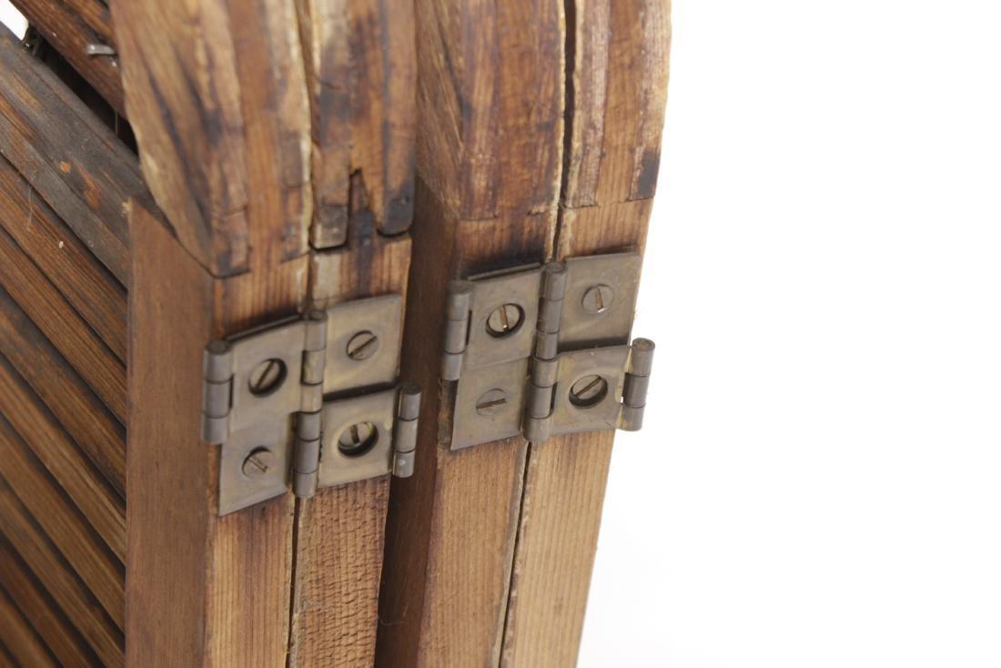 Four Pine Window Shutters - 5