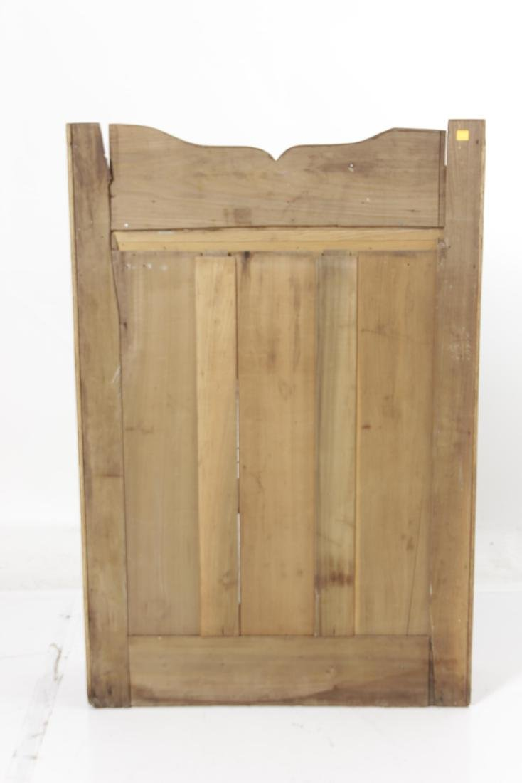 Victorian Oak Apothecary Cabinet - 7