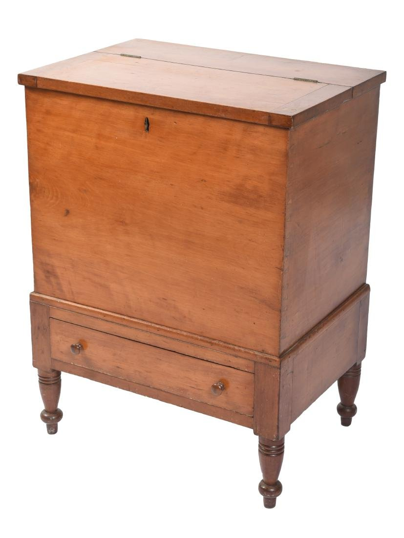 Kentucky Cherrywood Sugar Chest