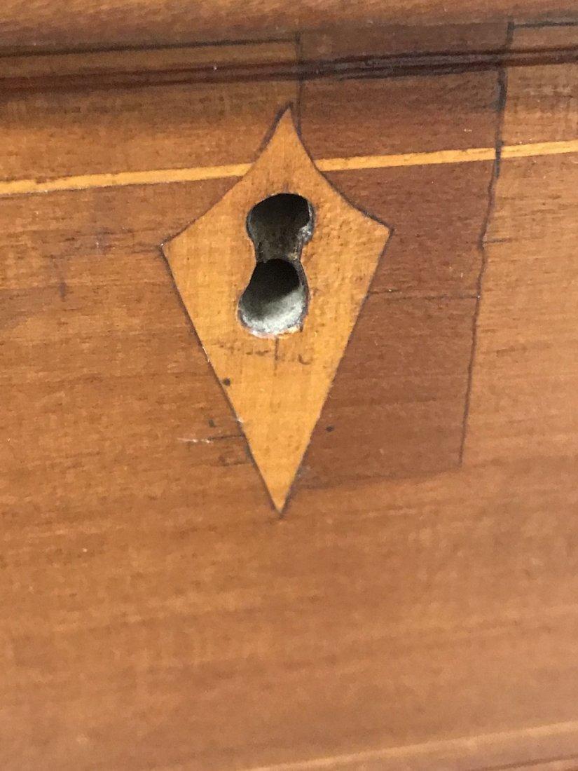 Southern States Cherry Slant Front Desk - 13