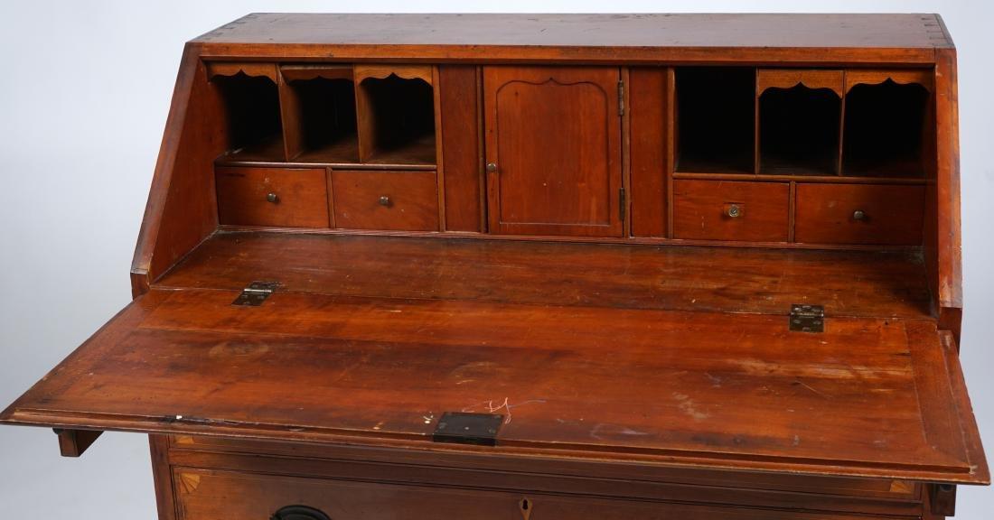 Southern States Cherry Slant Front Desk - 2