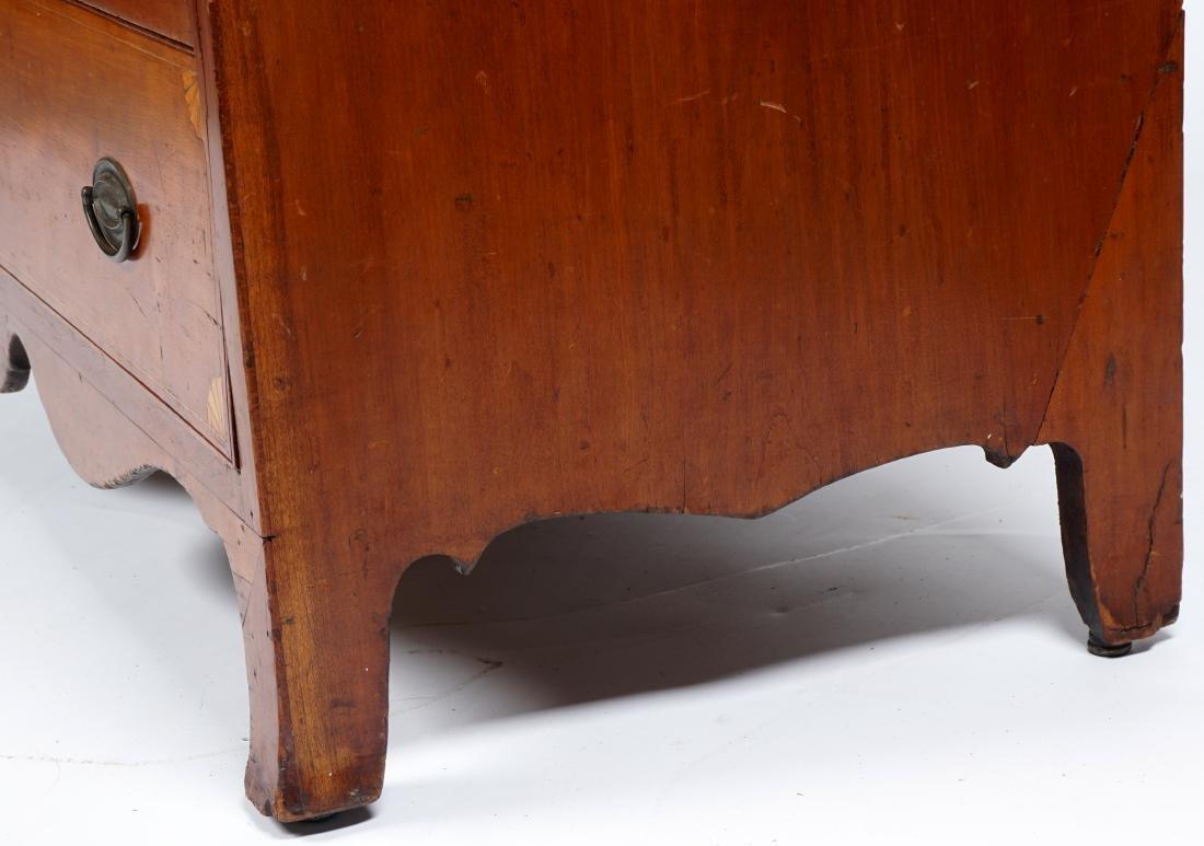 Southern States Cherry Slant Front Desk - 7