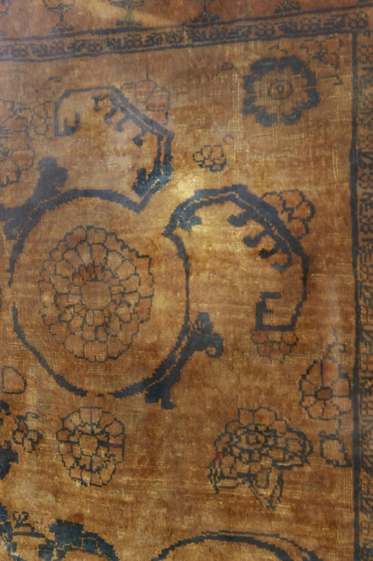 Finely Woven Antique Tabriz - 4