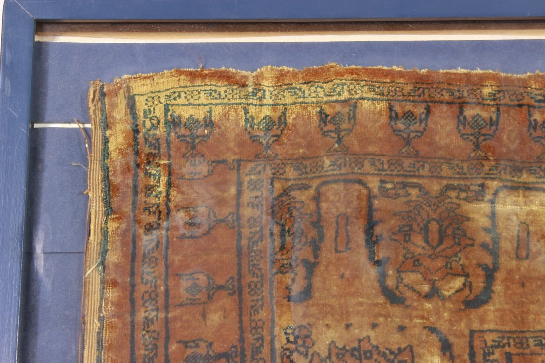 Finely Woven Antique Tabriz - 5