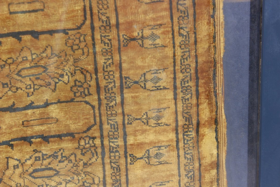 Finely Woven Antique Tabriz - 6