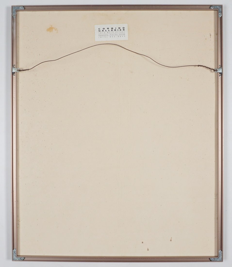 Jon Corbino (1905-1964) Litograph - 5