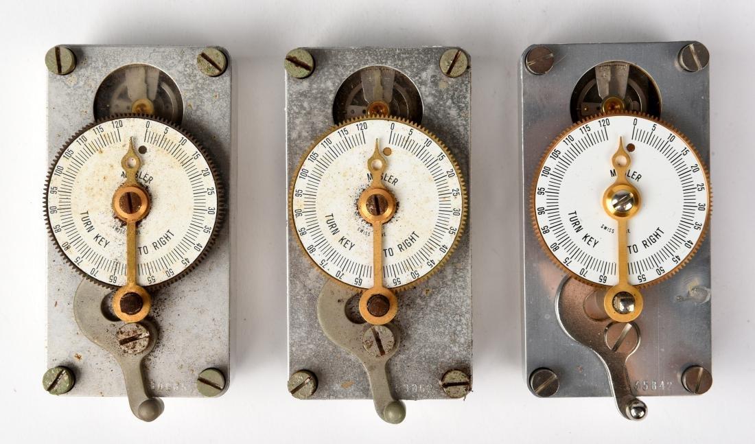 Mosler 3 Time Lock Safe Lock Vault Door - 3