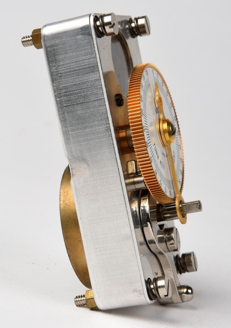 Mosler 3 Time Lock Safe Lock Vault Door - 5