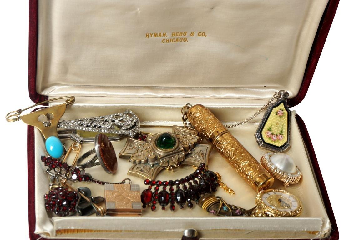 Group Mis Jewelry Items