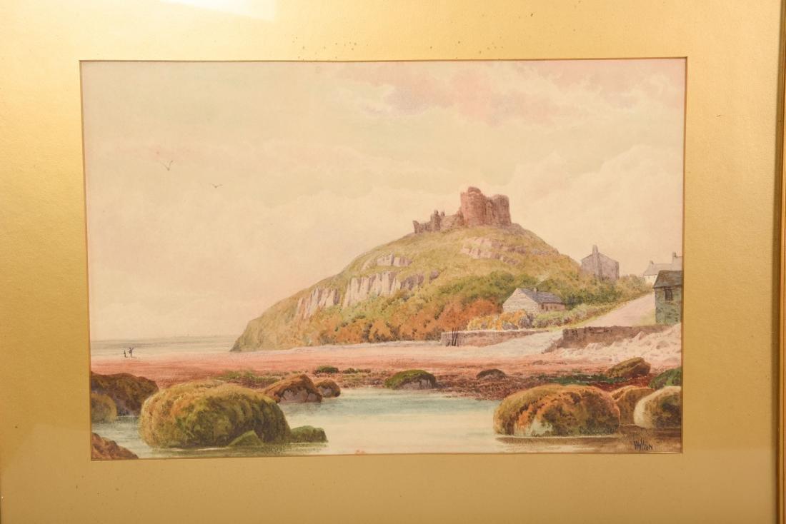 Set Six Watercolors by Henry Hilton - 2