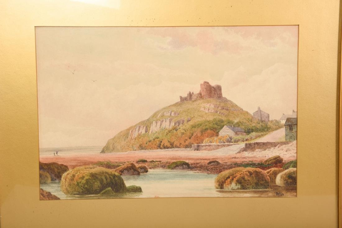 Set Six Watercolors by Henry Hilton - 2