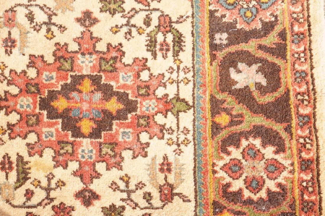 Handmade Oushak Rug - 3