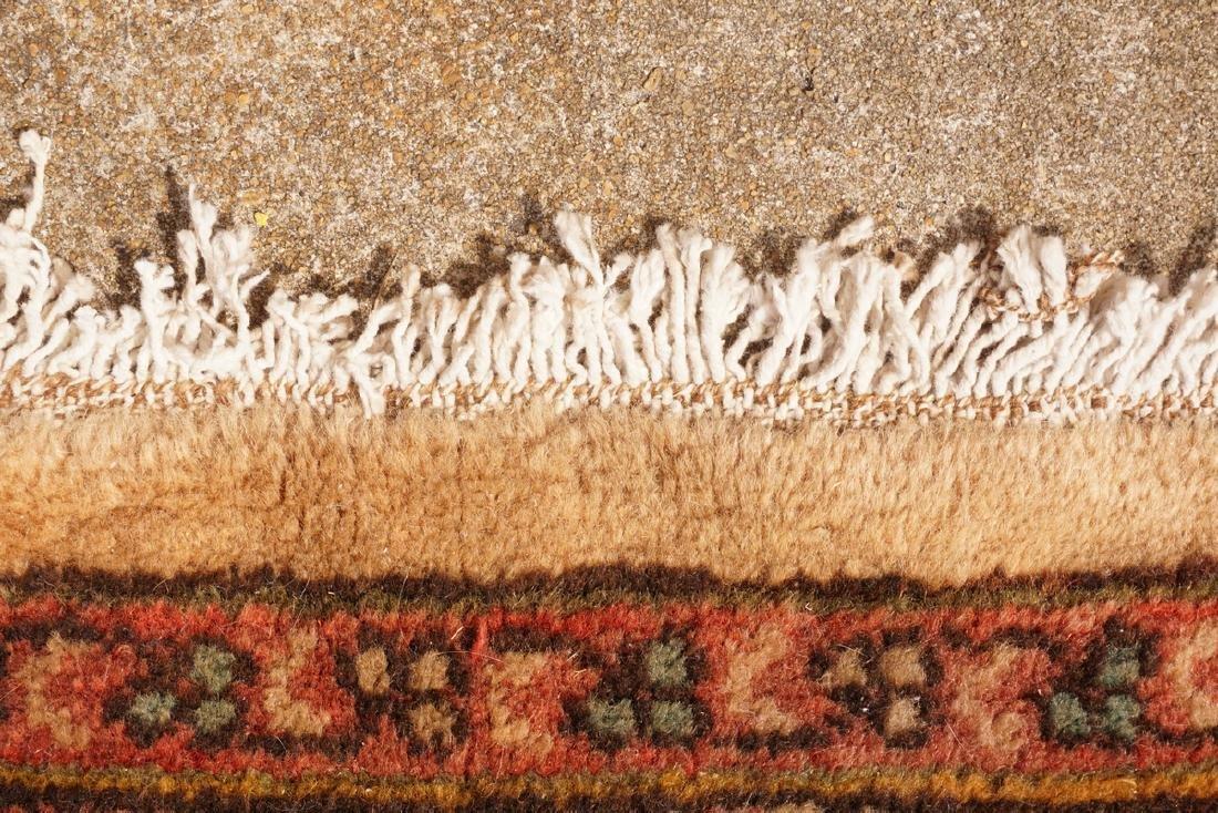 Handmade Oushak Rug - 4