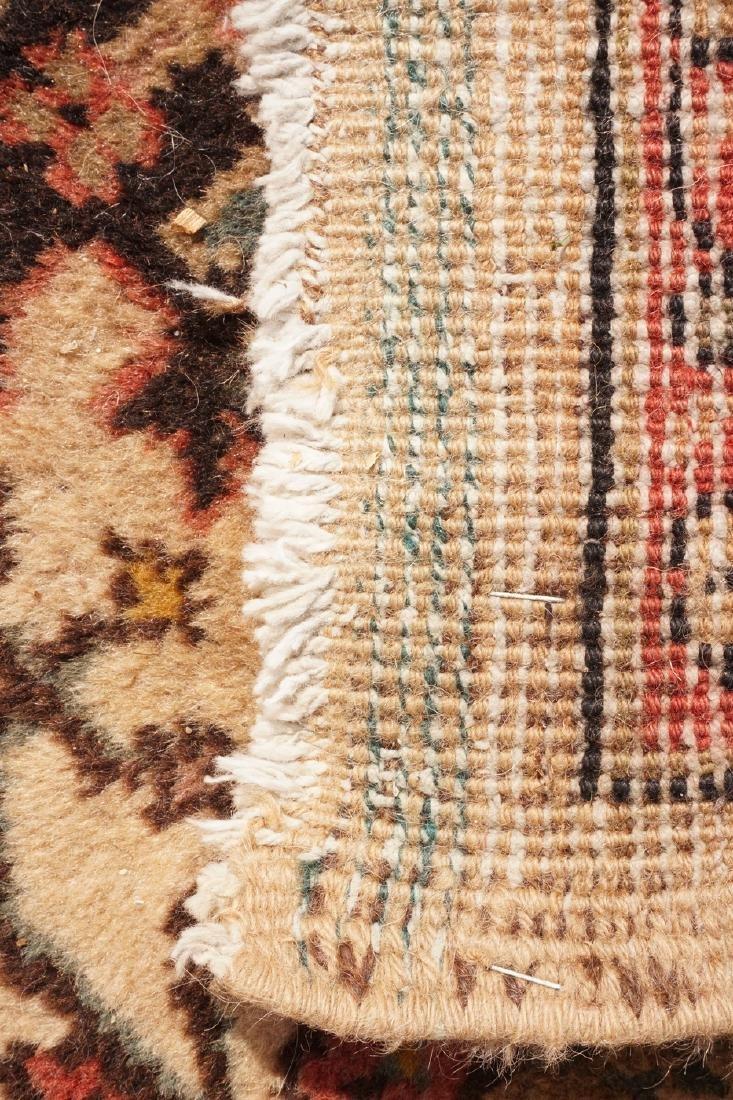 Handmade Oushak Rug - 5