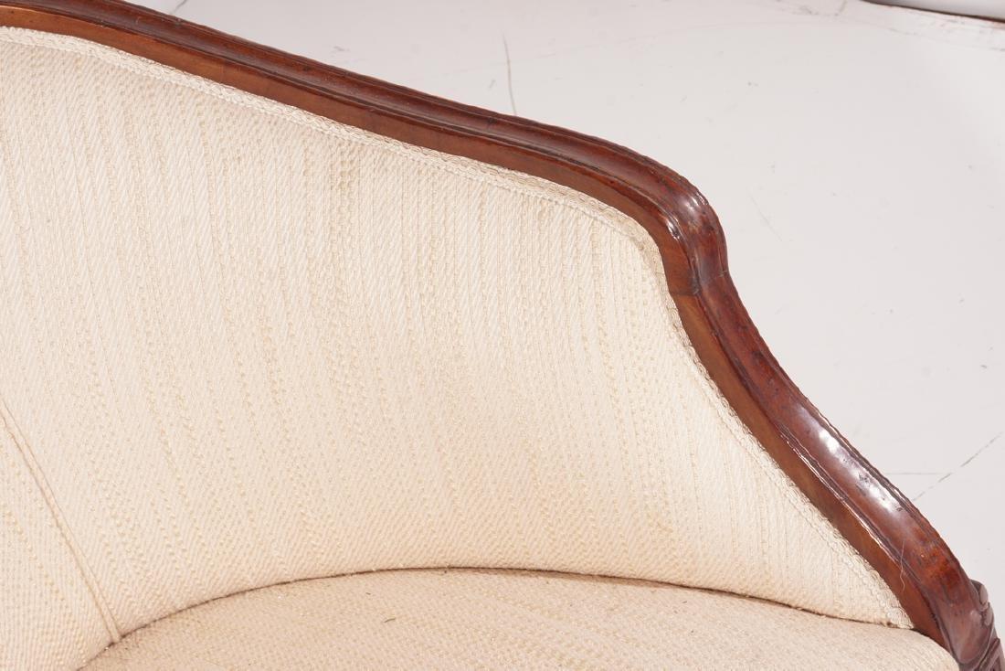19th C Louis XVI Style Canape - 3