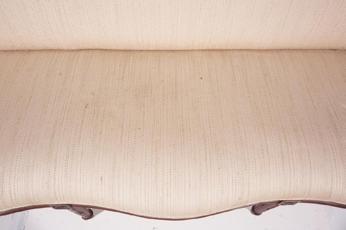 19th C Louis XVI Style Canape - 6