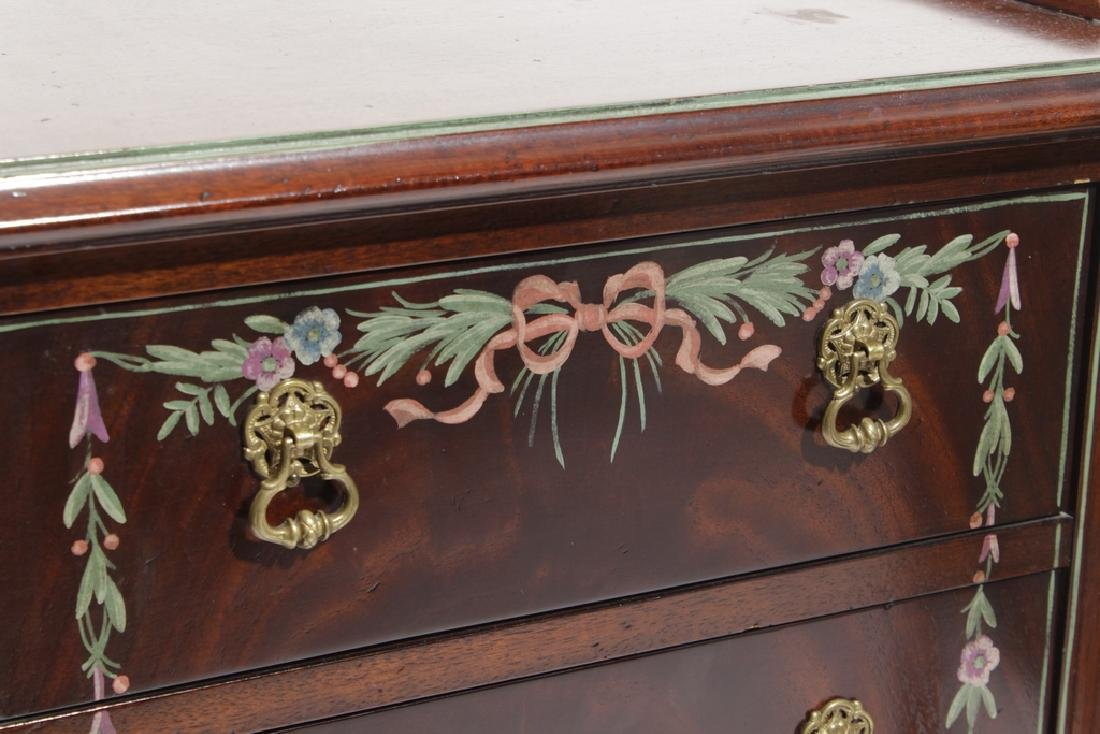 Pair WIDDICOMB Two (2) Drawer Bedside Cabinets - 6