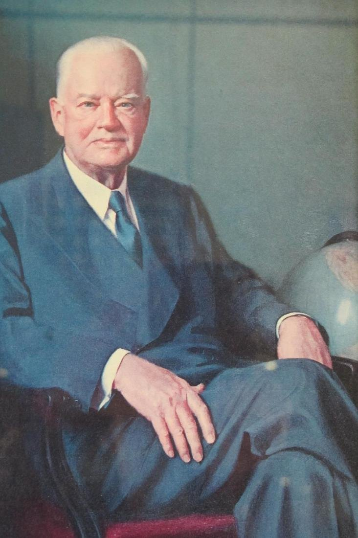 President Herbert Hoover Signed Letter - 3