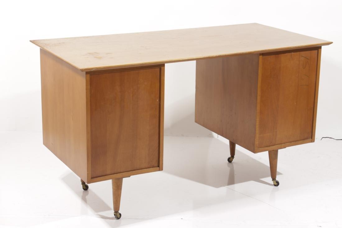 PAUL MCCOBB Mid Century Planner Desk for Winchedon - 10