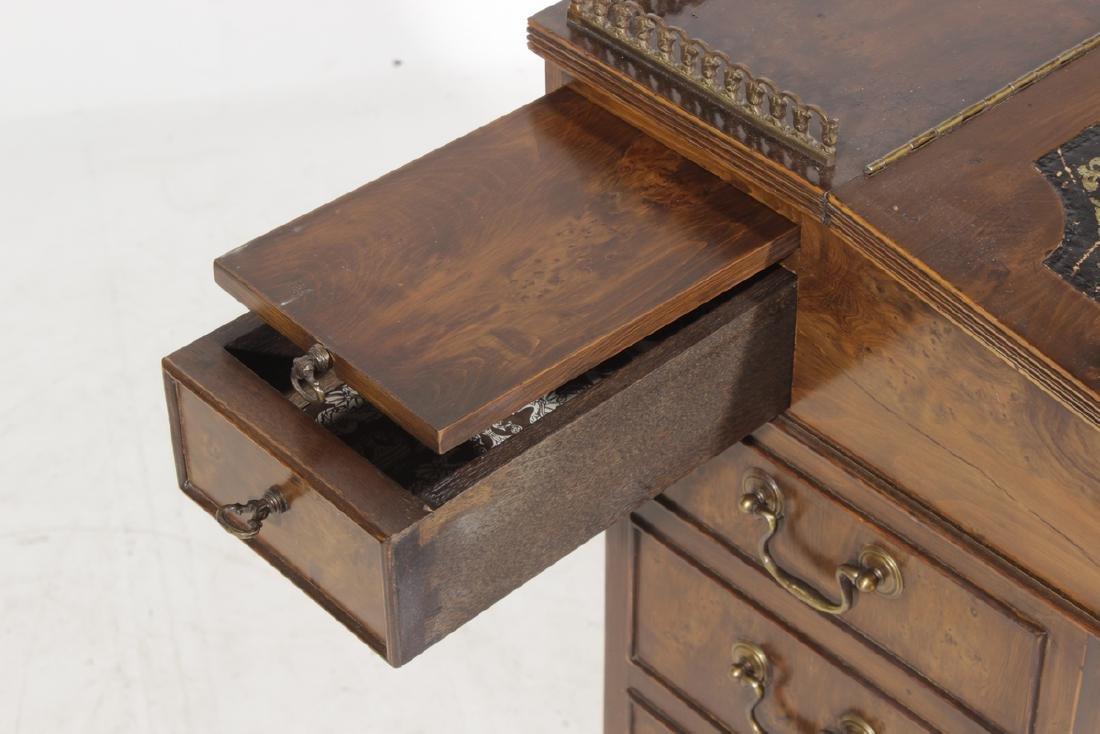 Victorian-Style Mahogany Davenport - 3