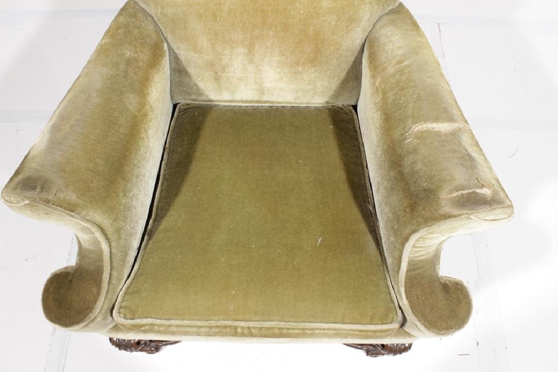William & Mary Style Armchair - 7